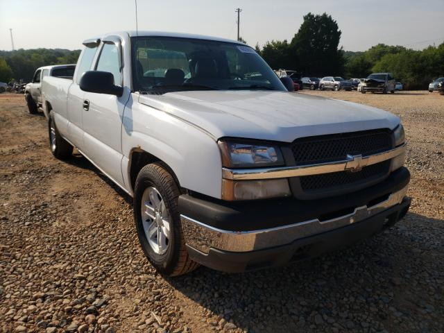 Salvage cars for sale from Copart China Grove, NC: 2004 Chevrolet Silverado