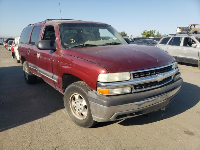 Salvage cars for sale from Copart Bakersfield, CA: 2003 Chevrolet Suburban C