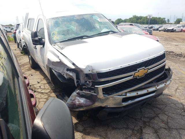 Salvage cars for sale from Copart Woodhaven, MI: 2011 Chevrolet Silverado