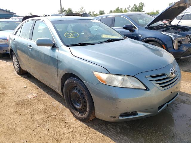 Flood-damaged cars for sale at auction: 2009 Toyota Camry Base
