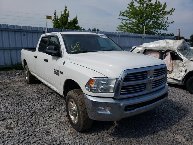 Salvage cars for sale from Copart Ontario Auction, ON: 2013 Dodge RAM 2500 SLT