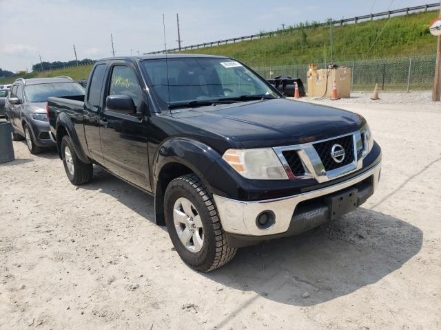Nissan Vehiculos salvage en venta: 2010 Nissan Frontier K