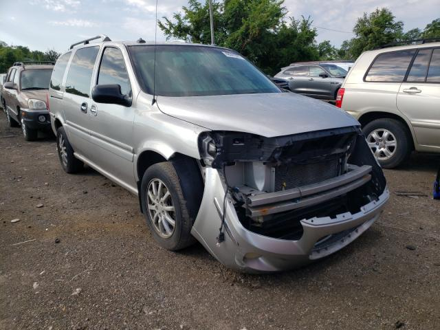 Salvage cars for sale from Copart Baltimore, MD: 2005 Buick Terraza CX