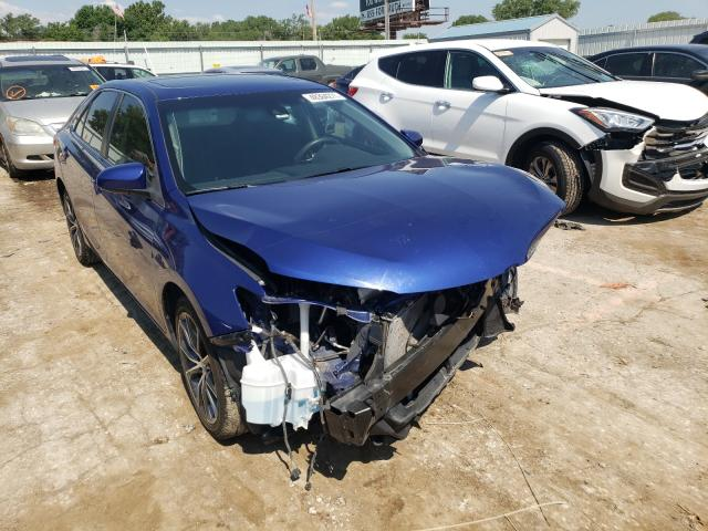 2015 TOYOTA CAMRY LE 4T1BF1FK0FU879521