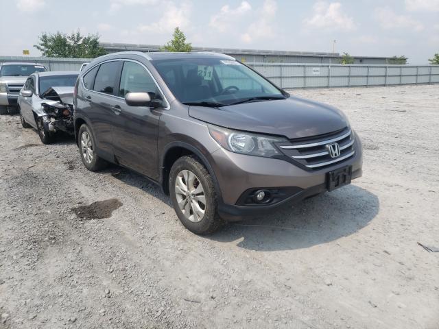 2013 Honda CR-V EXL en venta en Walton, KY