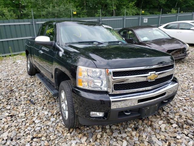 Salvage cars for sale from Copart Candia, NH: 2011 Chevrolet Silverado