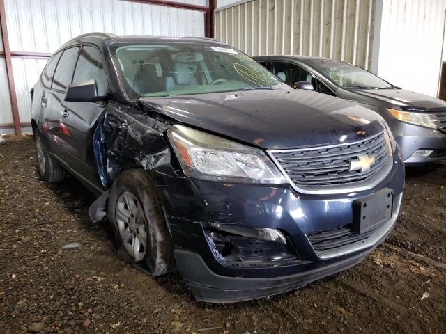 Salvage cars for sale from Copart Houston, TX: 2015 Chevrolet Traverse L