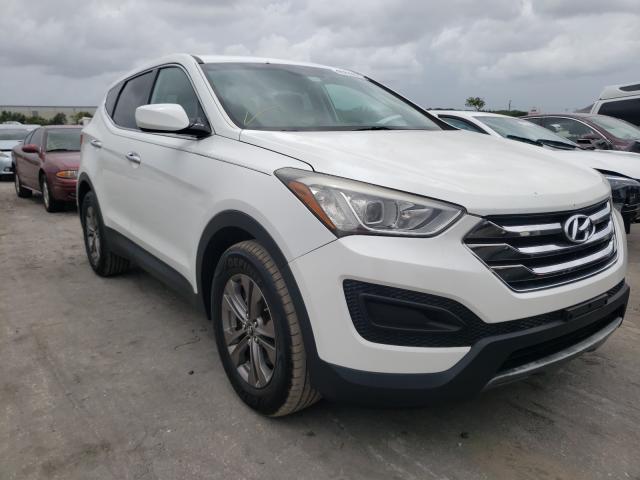 Salvage cars for sale from Copart Orlando, FL: 2013 Hyundai Santa FE S