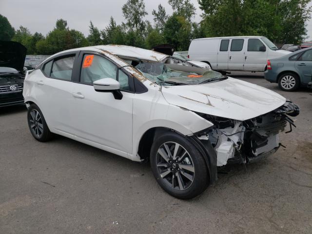 2021 Nissan Versa SV en venta en Portland, OR