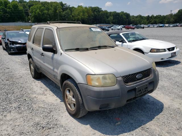 Salvage cars for sale from Copart Gastonia, NC: 2003 Ford Escape XLS