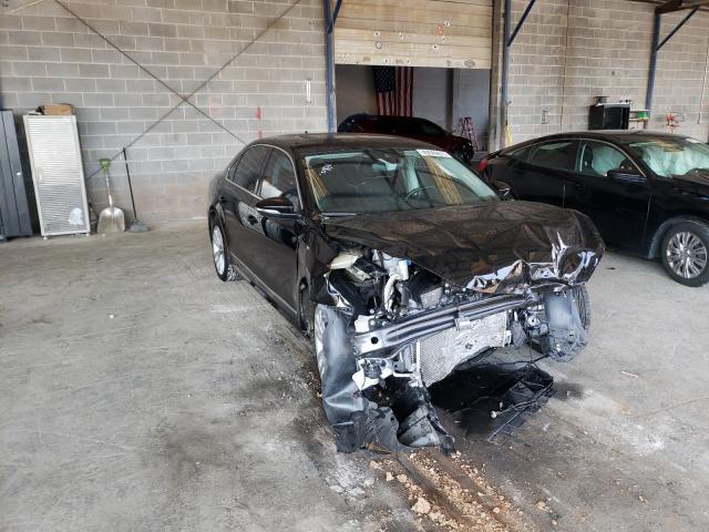 Vehiculos salvage en venta de Copart Cartersville, GA: 2016 Volkswagen Passat SEL
