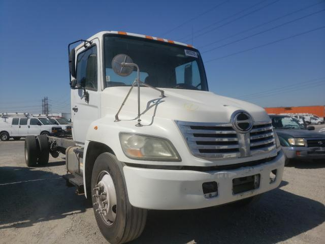 Hino Hino 338 salvage cars for sale: 2009 Hino Hino 338