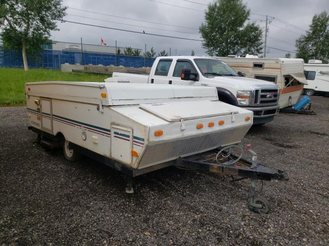 Viking salvage cars for sale: 1996 Viking Popup Camp