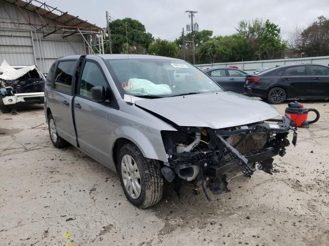 Salvage cars for sale from Copart Corpus Christi, TX: 2019 Dodge Grand Caravan