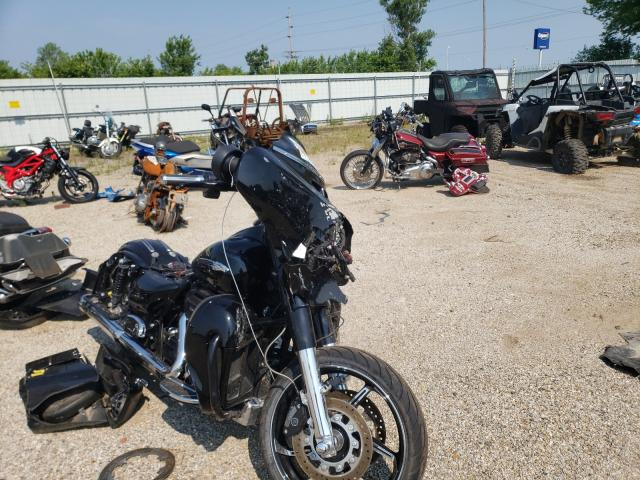 Salvage cars for sale from Copart Pekin, IL: 2016 Harley-Davidson Flhxse CVO