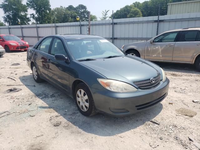 Salvage 2003 TOYOTA CAMRY - Small image. Lot 49007141