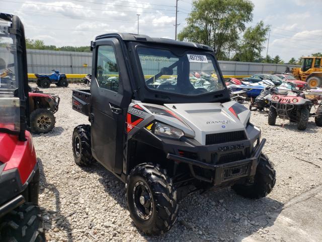 Polaris salvage cars for sale: 2019 Polaris Ranger XP