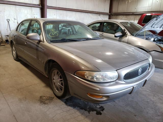 Salvage cars for sale from Copart Eldridge, IA: 2002 Buick Lesabre