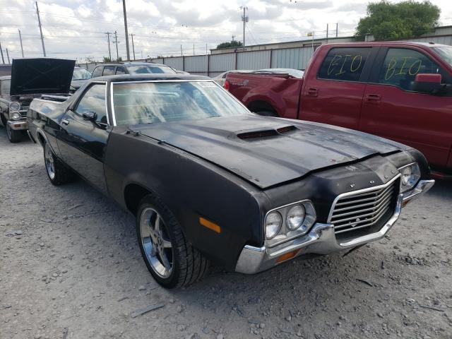 Ford Ranchero salvage cars for sale: 1972 Ford Ranchero
