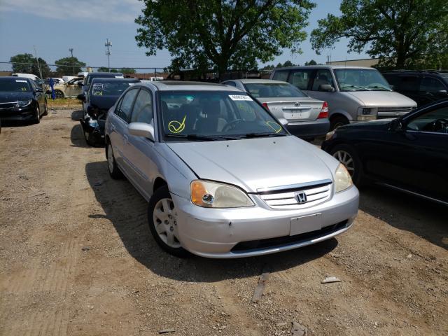 2002 Honda Civic EX for sale in Wheeling, IL
