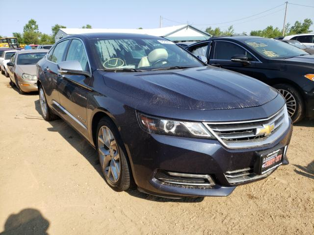 Salvage cars for sale from Copart Pekin, IL: 2019 Chevrolet Impala PRE