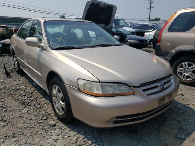 Salvage cars for sale from Copart Windsor, NJ: 2001 Honda Accord EX