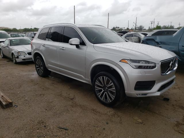Salvage cars for sale at West Palm Beach, FL auction: 2020 Volvo XC90 T5 MO