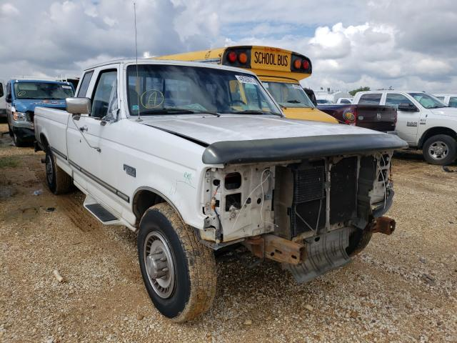 Salvage cars for sale from Copart San Antonio, TX: 1996 Ford F250