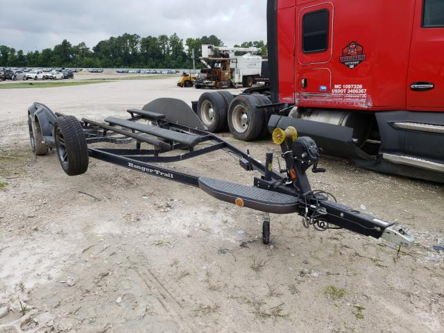 Land Rover Boat Trailer salvage cars for sale: 2018 Land Rover Boat Trailer