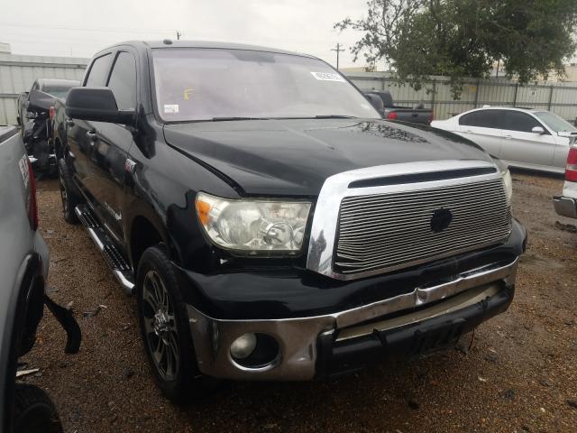Vehiculos salvage en venta de Copart Mercedes, TX: 2013 Toyota Tundra CRE