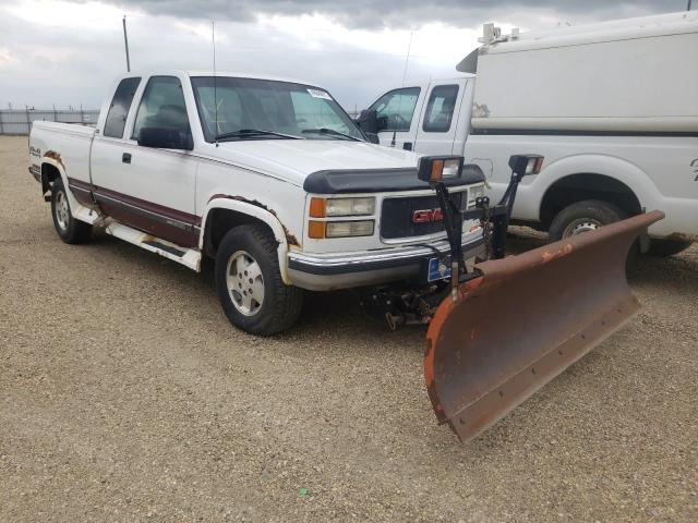 Salvage cars for sale from Copart Nisku, AB: 1995 GMC Sierra K15