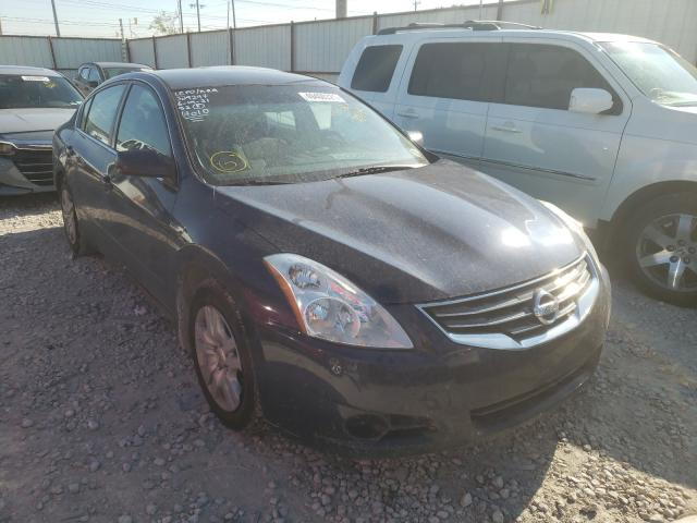 Salvage cars for sale from Copart Haslet, TX: 2010 Nissan Altima Base