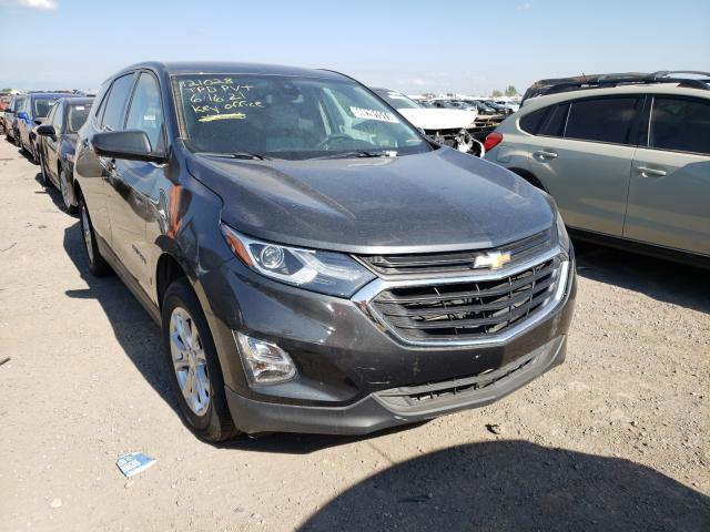 Salvage cars for sale from Copart Brighton, CO: 2020 Chevrolet Equinox LT