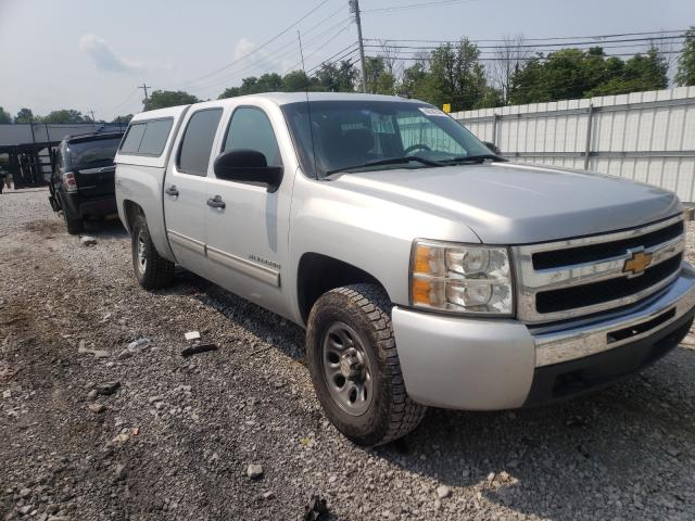 Salvage cars for sale from Copart Walton, KY: 2011 Chevrolet Silverado