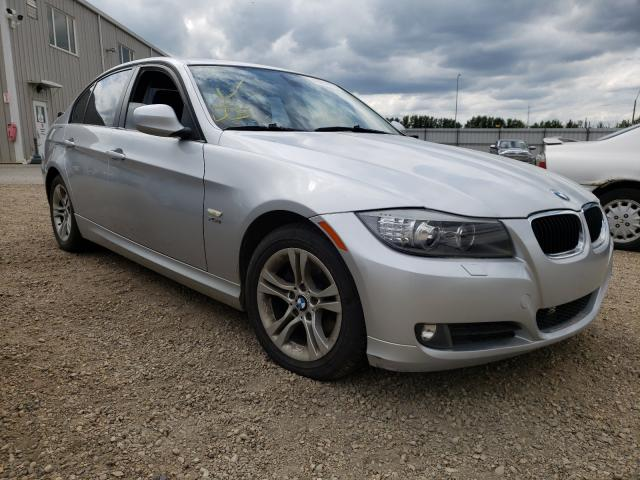 Salvage cars for sale from Copart Nisku, AB: 2009 BMW 328 XI