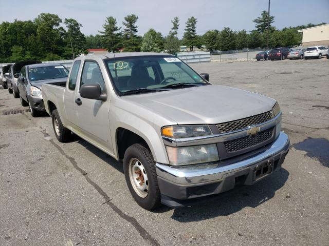 Salvage cars for sale from Copart Exeter, RI: 2006 Chevrolet Colorado