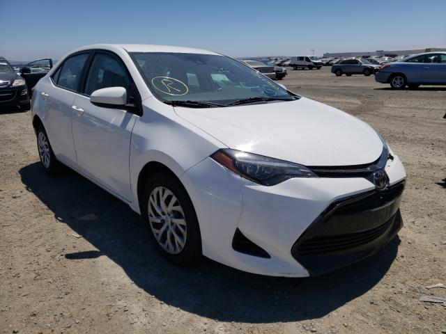 Salvage cars for sale from Copart San Diego, CA: 2018 Toyota Corolla L