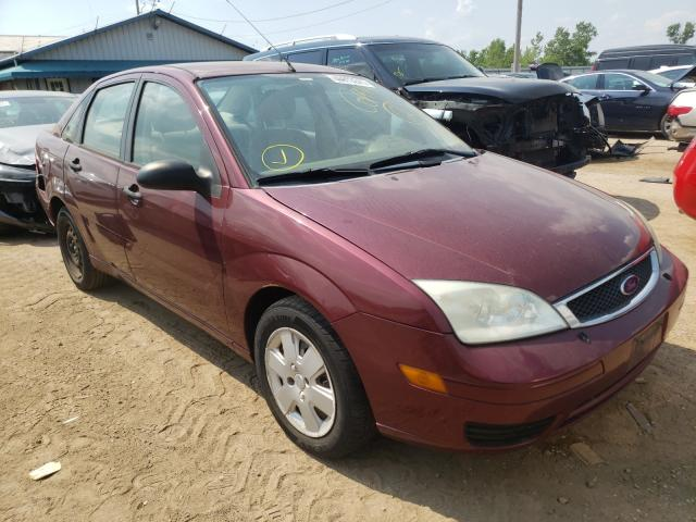 Salvage 2006 FORD FOCUS - Small image. Lot 48673241