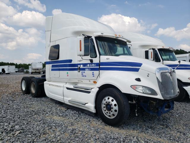 Salvage cars for sale from Copart Memphis, TN: 2012 International Prostar