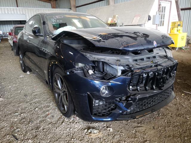 Maserati salvage cars for sale: 2021 Maserati Levante SP