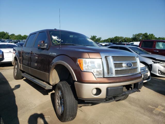 Vehiculos salvage en venta de Copart Wilmer, TX: 2012 Ford F150 Super