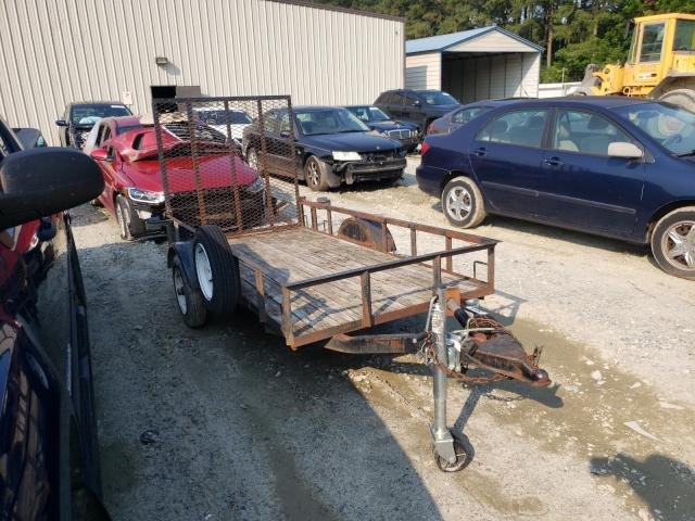 Salvage cars for sale from Copart Seaford, DE: 1990 Other Trailer