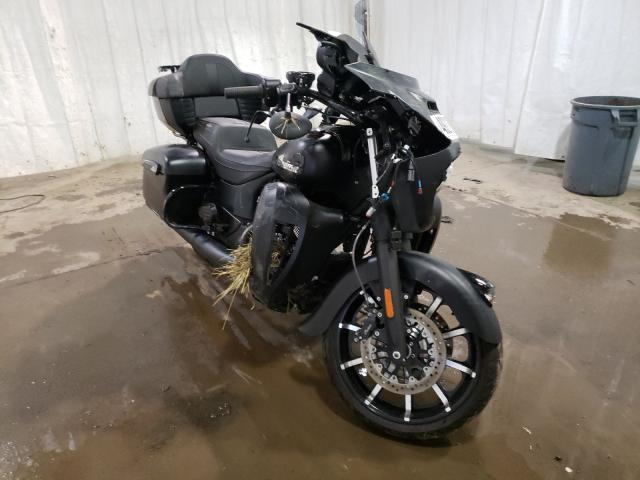 Salvage cars for sale from Copart Central Square, NY: 2021 Indian Motorcycle Co. Roadmaster