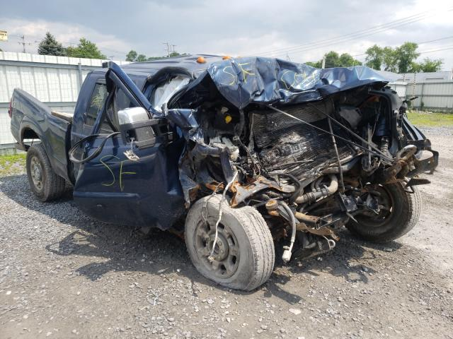 Salvage cars for sale from Copart Albany, NY: 2013 Ford F250 Super
