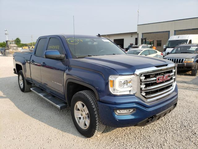 Salvage cars for sale from Copart Indianapolis, IN: 2016 Chevrolet Silverado