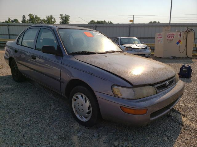 Salvage cars for sale from Copart Chatham, VA: 1997 Toyota Corolla BA