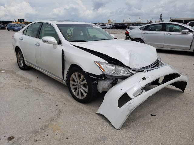 Vehiculos salvage en venta de Copart New Orleans, LA: 2010 Lexus ES 350