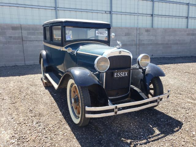 Salvage cars for sale from Copart Albuquerque, NM: 1929 Esse Super SIX