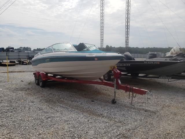 Chapparal salvage cars for sale: 1996 Chapparal BOAT&TRAIL