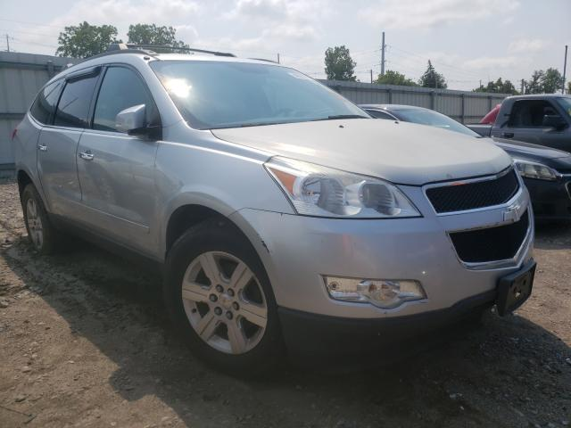 Salvage cars for sale from Copart Lansing, MI: 2011 Chevrolet Traverse L
